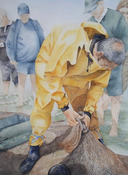 09 - Goede vangst