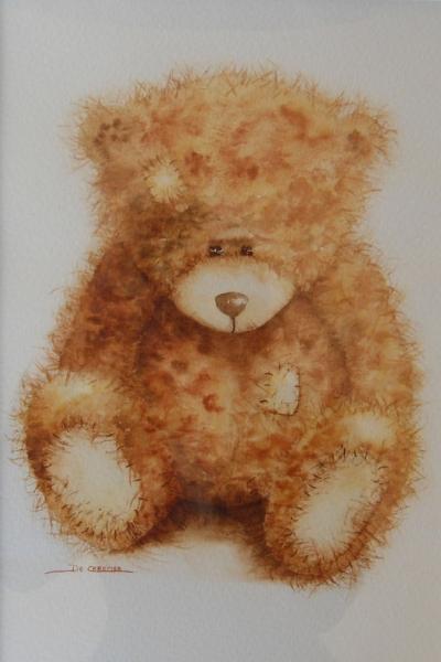 03 - Teddybeer